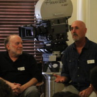 San Diego and Fullerton Cinema Students Visit ASC Clubhouse