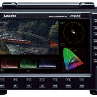 Leader Introduces LV5350 Monitor