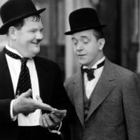 Those Funny Boys: Laurel and Hardy