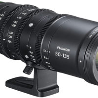 Fujinon Intros MKX50-135mm and MKX18-55mm Zooms