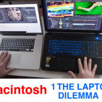 Macintosh Part 1. The Laptop Dilemma