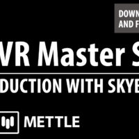 360/VR Master Training Series from Mettle