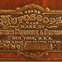 From the ASC Museum: Mutoscope