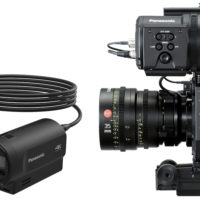 Panasonic VariCam Firmware Updates, AG-UMR20 Compact Field Recorder and AG-UCK20 4K Camera Head
