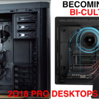 Macintosh Part 3. Pro Desktops for 2018-19