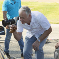 Robert McLachlan, ASC, CSC at Clubhouse on June 8 for Ray Donovan Discussion
