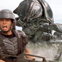 Pest Control on Starship Troopers