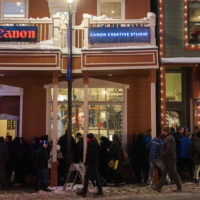 AC and Canon Host Creative Events At Sundance 2018