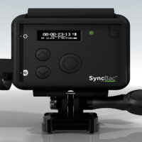SyncBac Pro for GoPro Hero6 Black