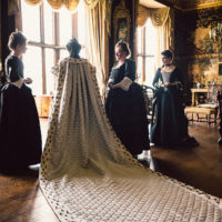 Royal Trappings:The Favourite