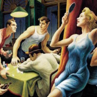 Thomas Hart Benton Part 2: Before and After America Today