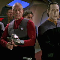Star Trek 50 Part IX — Shooting First Contact