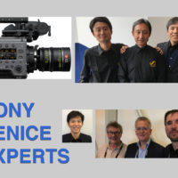 VENICE Camera - 1. Speaking with Sony Experts