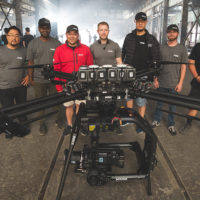 XM2 Reaches New Heights with Sierra Drone