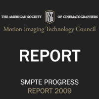 ASC Technology Committee Progress Report 2009