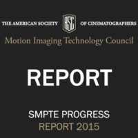 ASC Technology Committee Progress Report 2015