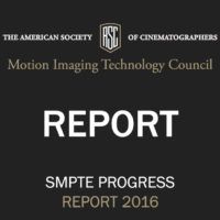 ASC Technology Committee Progress Report 2016
