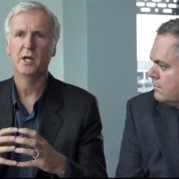 James Cameron and Vince Pace : 3D cameras and workflows