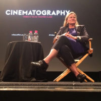 Ellen Kuras, ASC on Story, Intentions & Intuition