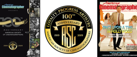Celebrate ASC's 100th Anniversary with August Issue of AC