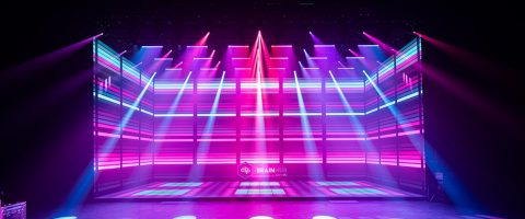 LMG Colossal Cube Showcases Roe Visual LEDs