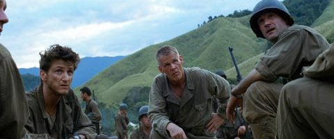 The Thin Red Line: The War Within