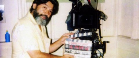 From the ASC Open House: Ron Garcia, ASC