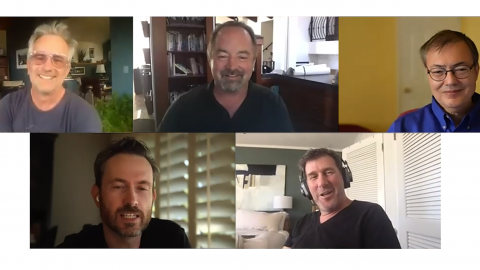 Clubhouse Conversations — 2020 Amazon Studios Emmy Nominees Roundtable