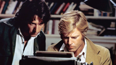 Flashback: All the President's Men
