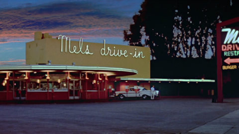 Beyond The Frame: American Graffiti