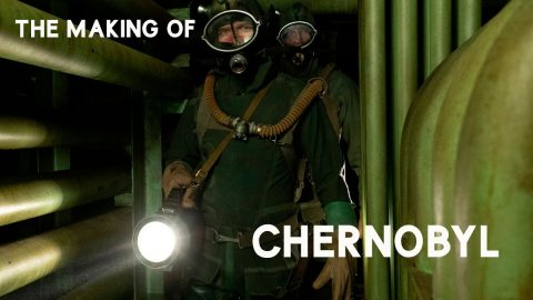 Chernobyl: Jakob Ihre, FSF - 3 Volunteers and the Importance of Sound