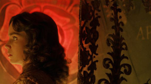 Suspiria: Terror in Technicolor