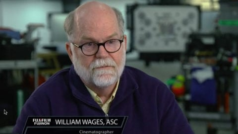 William Wages, ASC Discusses Lens Choices in the Modern Digital Camera Era