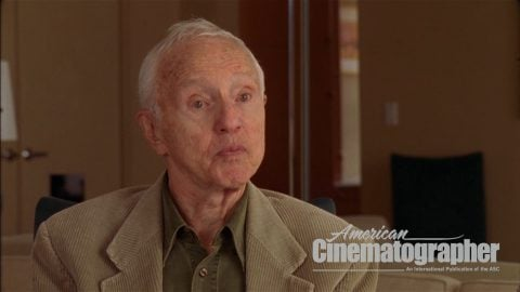 Haskell Wexler, ASC on Teamwork