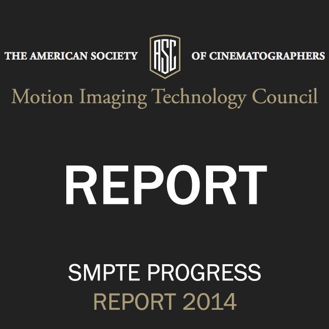ASC Technology Committee Progress Report 2014