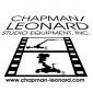 Chapman/Leonard Studio Equipment