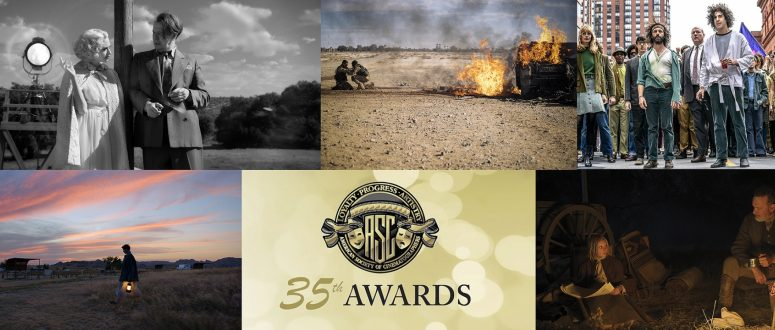 ASC Announces 2021 Awards Nominees — Register Now To Watch Event Live