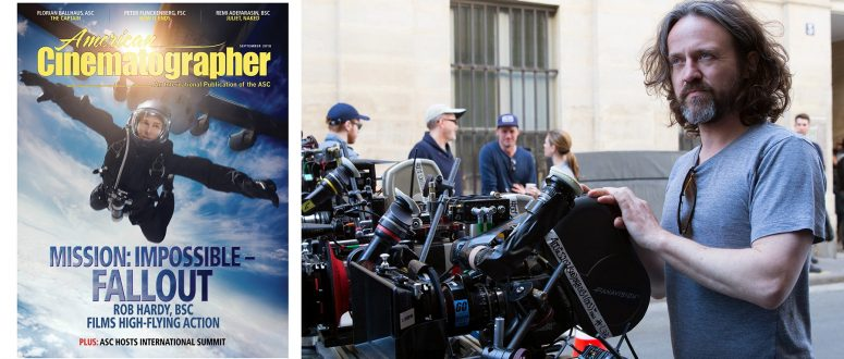 Sept. AC Arrives withImpossibleCover, Focus on International Production