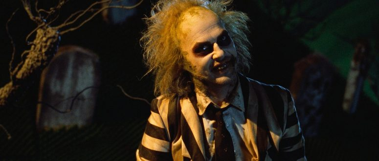 Eccentric Is the Word for Beetlejuice