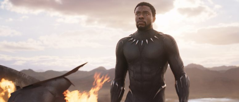 March Issue ofACPounces withBlack Panther