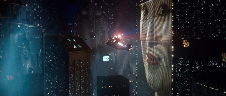 Discussing the Set Design of Blade Runner