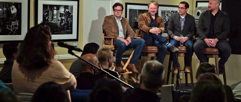 Clubhouse Conversation: Steve Yedlin, ASC onKnives Out
