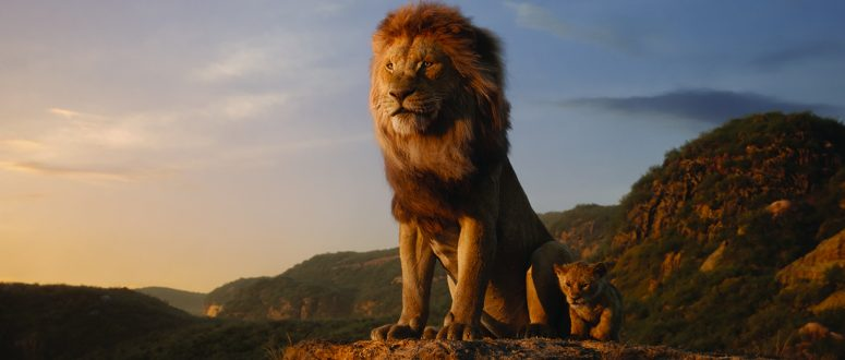 To Be King Making The Lion King The American Society Of Cinematographers
