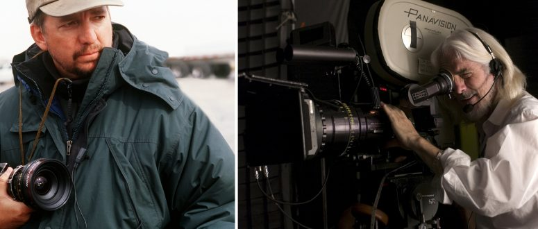 American Society of Cinematographers to Honor Robert Richardson and Jeff Jur at Annual Awards