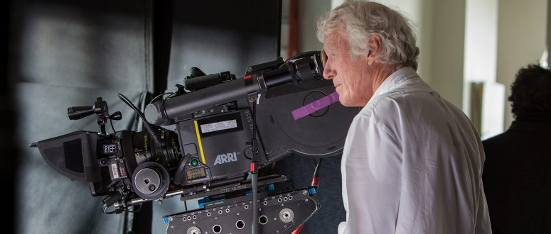 Society Member Roger Deakins Knighted for His Artistic Accomplishments