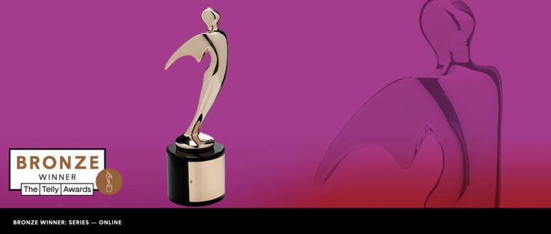 ASC Clubhouse Conversations Series Wins Telly Award