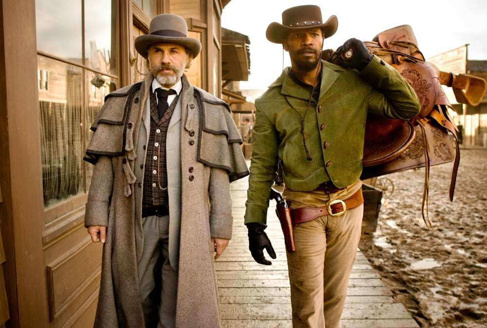 Django Unchained: Once Upon a Time in the South - The American Society of  Cinematographers