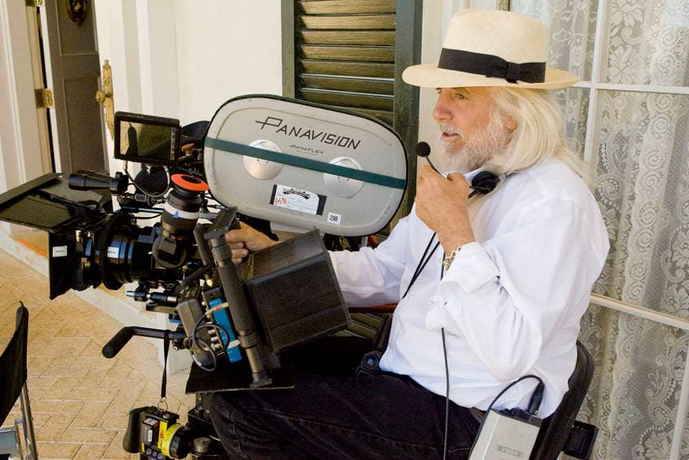 Cinematographer Robert Richardson