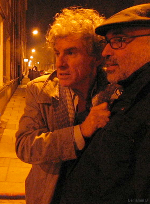 chris doyle and harris savides Camerimage 2007 - photo benjaminb-
