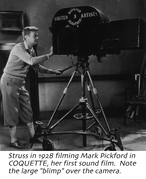 (Note the misspelling of Mary Pickford in the caption above.)